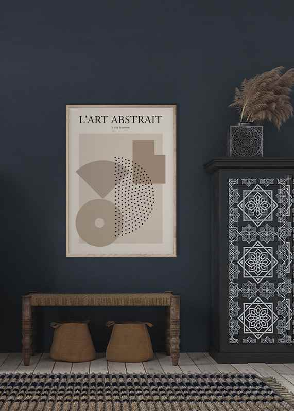 Lart Abstrait No1-2