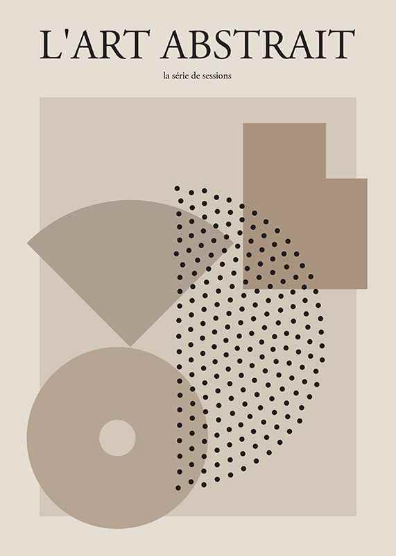 Lart Abstrait No1-1