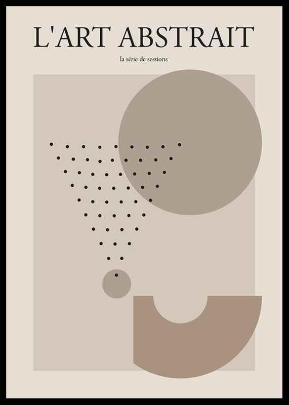 Lart Abstrait No3-0