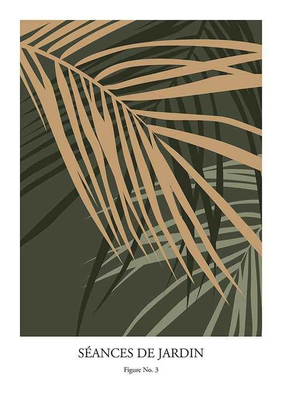 Botanical Graphic No3-1