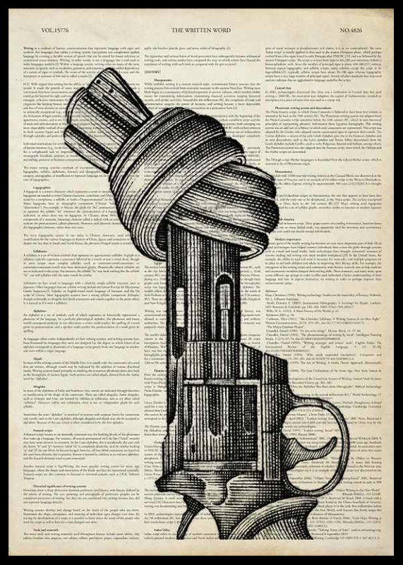 The Knotted Gun
