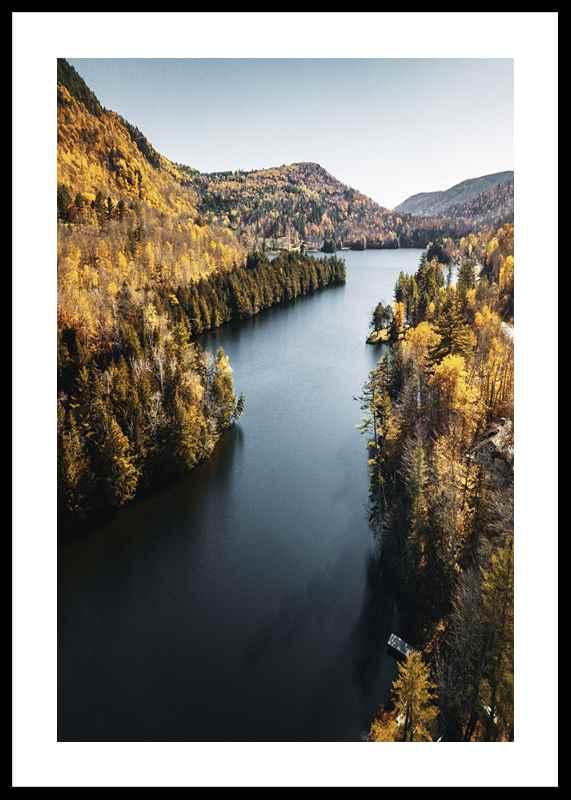 New Hampshire Lake-0