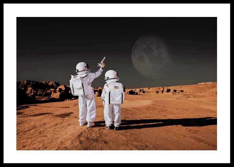 Little Astronauts