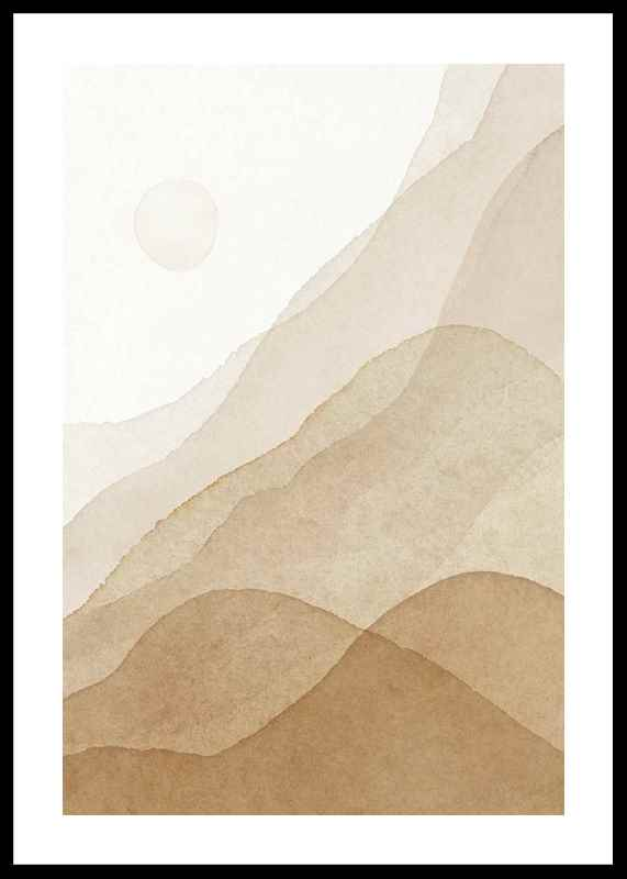 Abstract Scenery No1
