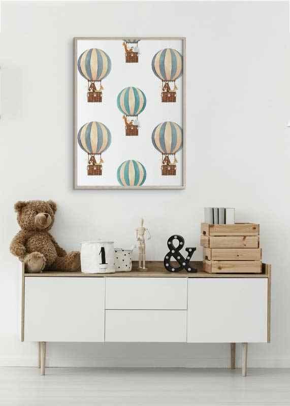 Animals Air Balloons-4