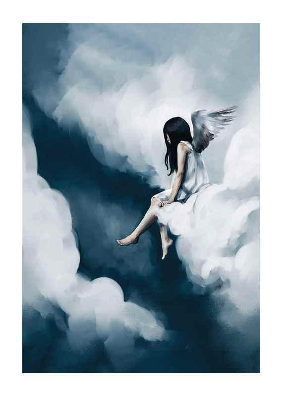 Painted Angel-1