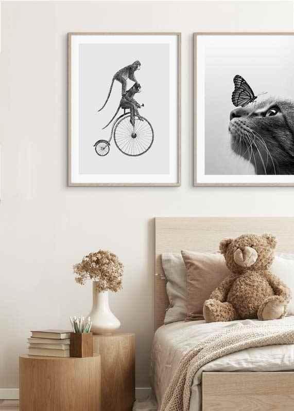 Monkeys On A Bike-4