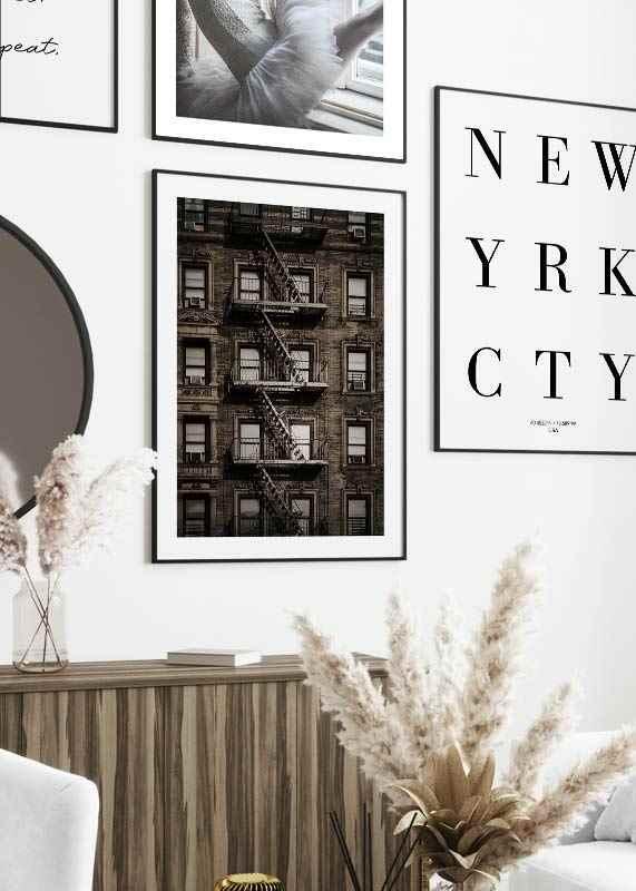 New York Fire Escape-4