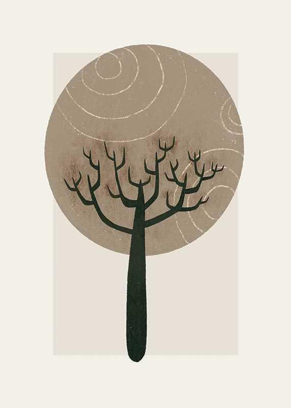 Abstract Tree No3-1