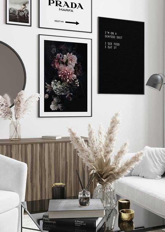 Vintage Flower Bouquet-4