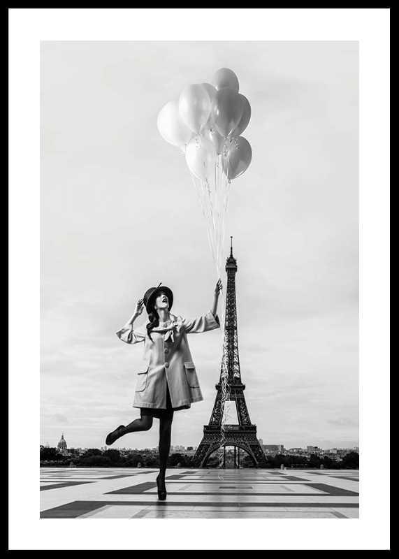 Playful In Paris