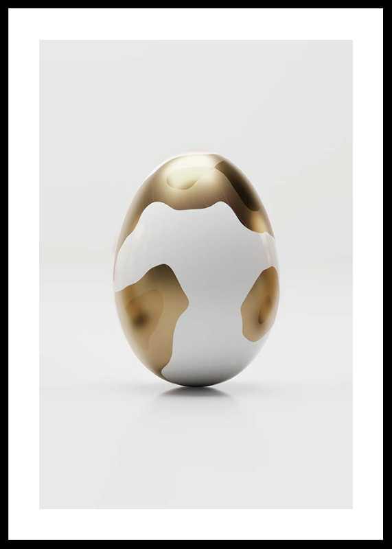 Egg Art No1
