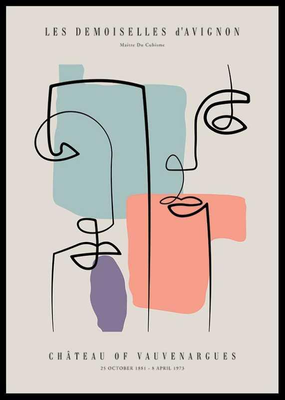 Picasso Pareil mais different