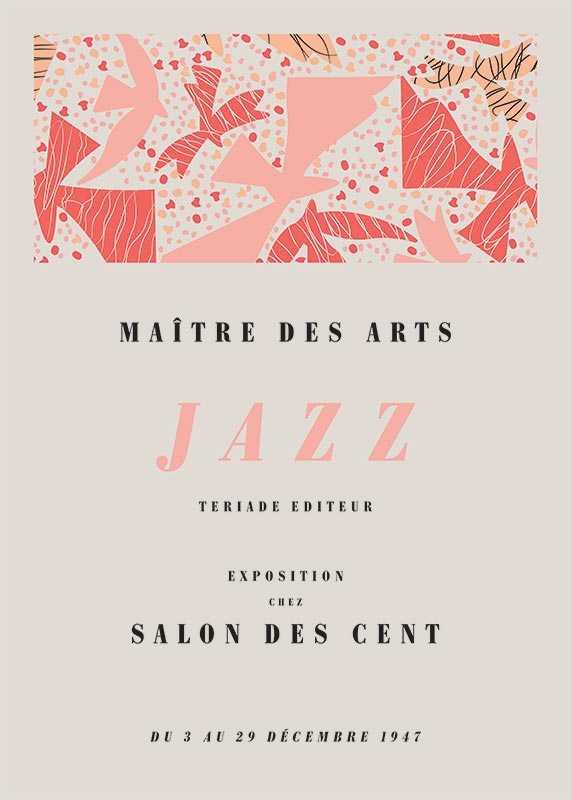 Matisse Exposition Jazz-1