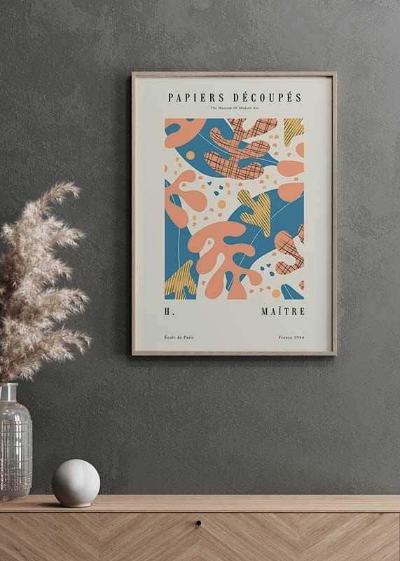 Matisse Papiers Decoupes No4-2