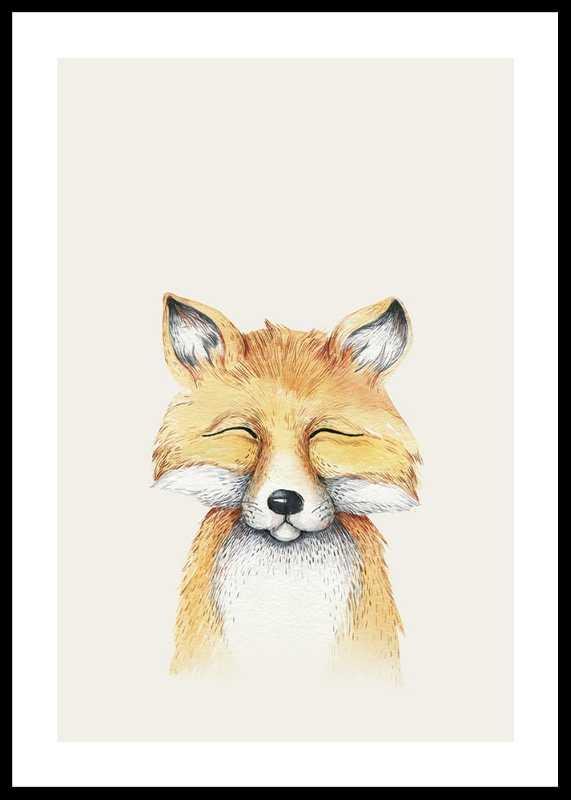 Peekaboo Fox-0