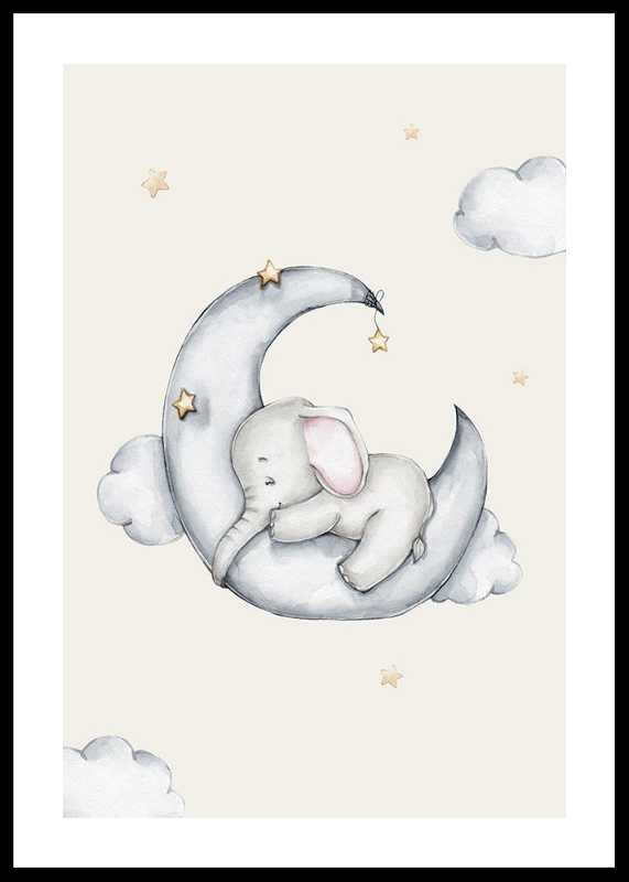 Sleeping Elephant