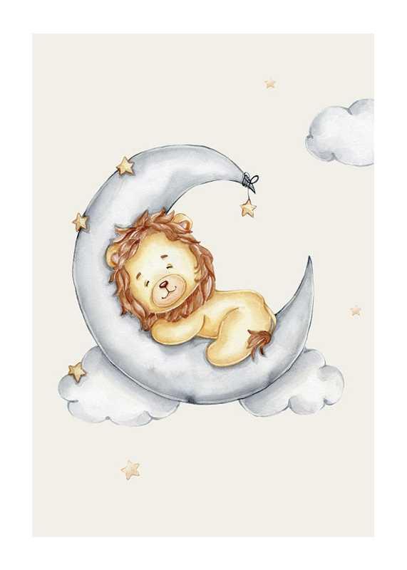 Sleeping Lion-1
